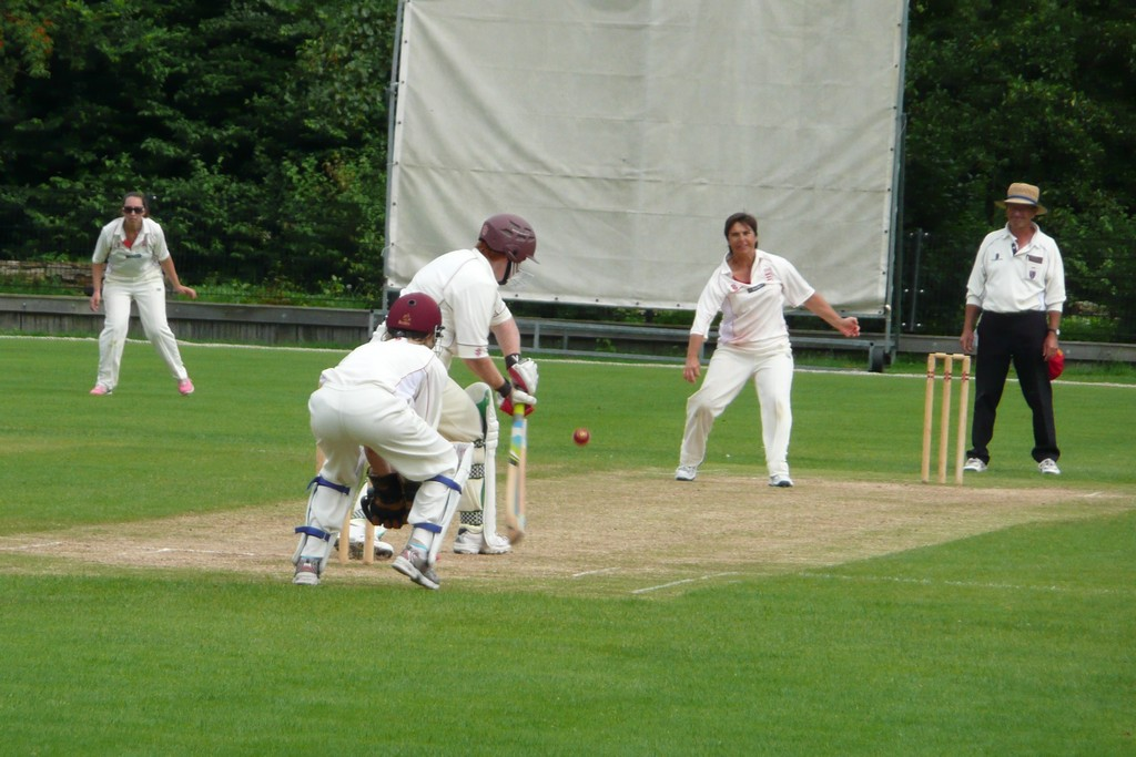 Leerson bowling for Jersey